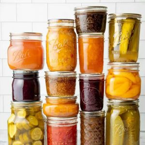 Pickled & Canned